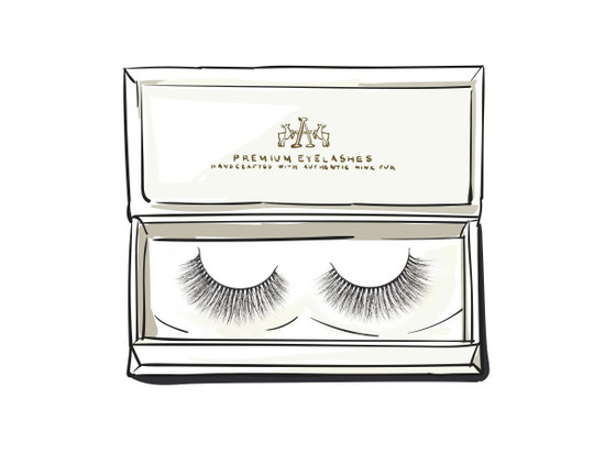 Artemes Eyelashes Love Bizarre Medium Volume