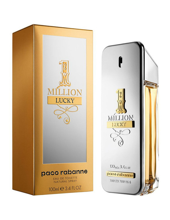 Paco Rabanne 1 Million Lucky EDT 100ml boxed