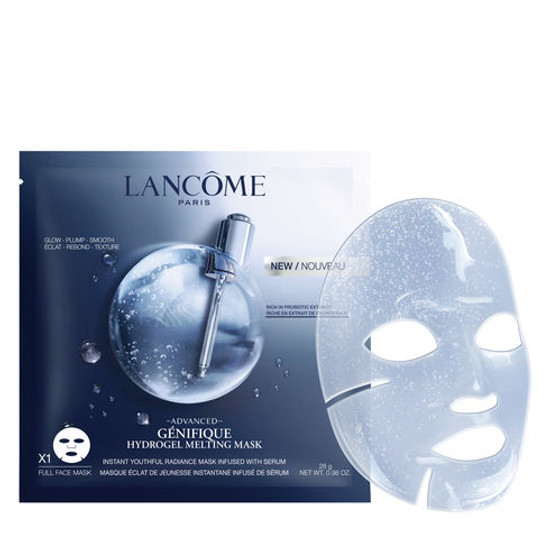 Lancome Advanced Génifique Hydrogel Melting Mask 112g (4 sheet mask)