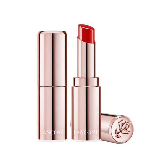 Lancome L'Absolu Mademoiselle Shine 157 Obsessive Red