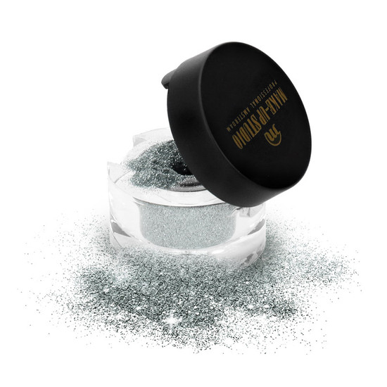 Make Up Studio Cosmetic Glimmer Effects Bright Silver