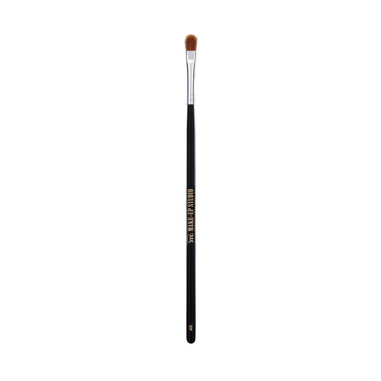Make Up Studio Eyeshadow Brush Filbert Shape No 40