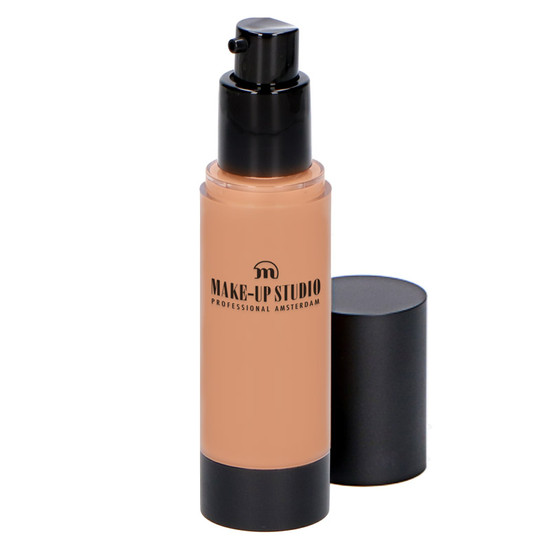 Make Up Studio Fluid Foundation No Transfer Olive Sunset 35ml