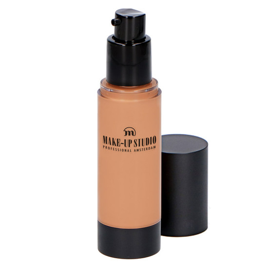 Make Up Studio Fluid Foundation No Transfer Oriental Olive 35ml