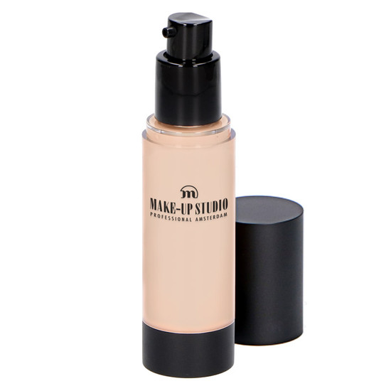 Make Up Studio Fluid Make Up No Transfer Honey WB2 35ml