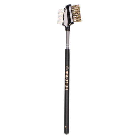 Make Up Studio No23 Eyelash Brush And Metal Comb