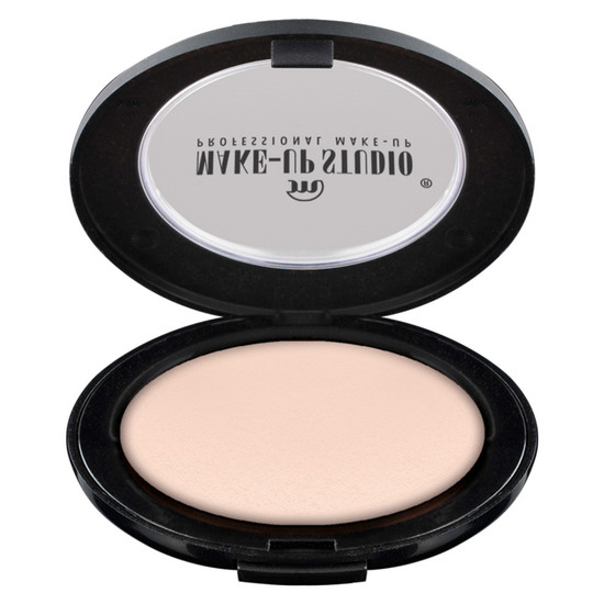 Make Up Studio Powder Compact Transparent Shimmering 10g