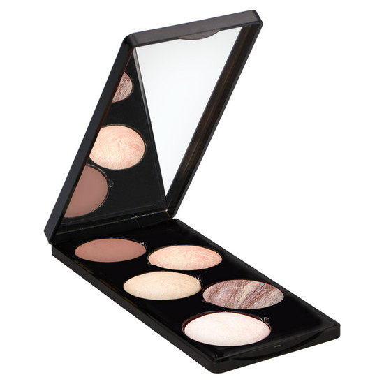 Makeup Studio Eye Palette Lumiere Nude Glow