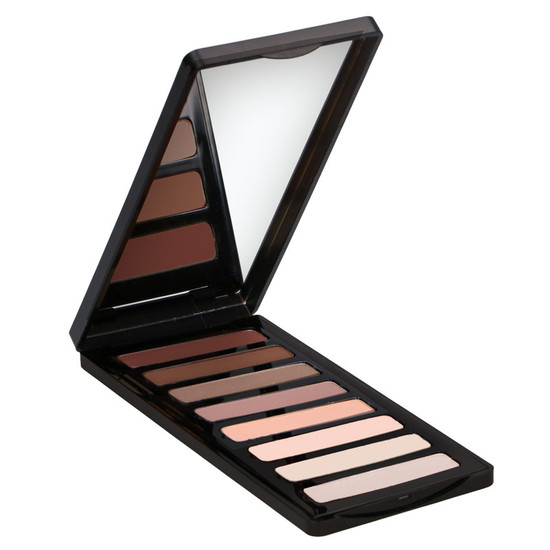 Makeup Studio Eye Palette Wet & Dry Nude Matte