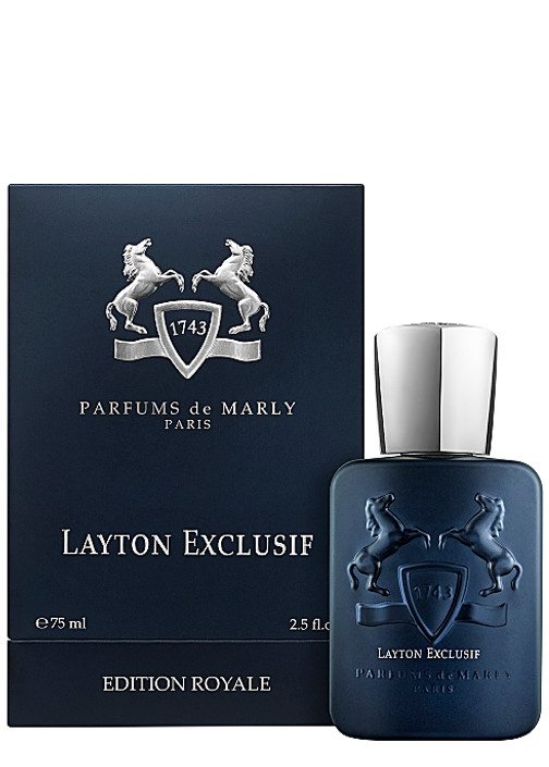 Parfums de Marly Layton Exclusif EDP 75ml boxed