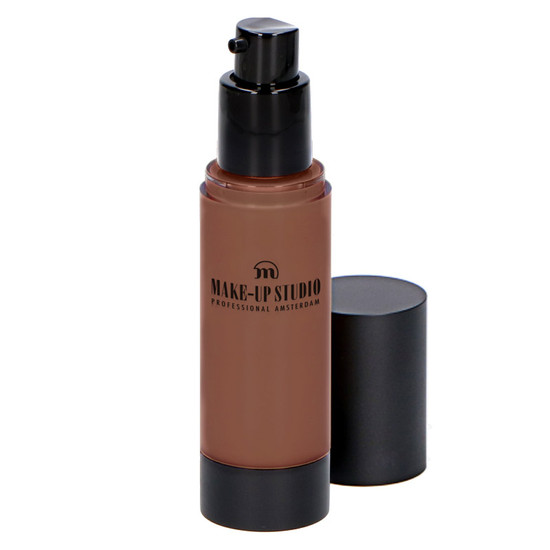 Makeup Studio Fluid Makeup No Transfer Dark Chocolate 35ml