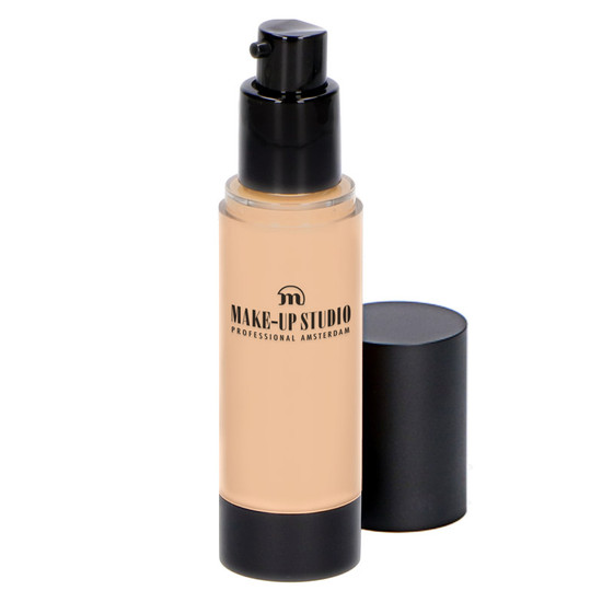 Makeup Studio Fluid Makeup No Transfer WB1 Pale Yellow 35ml