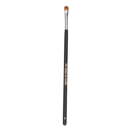Make Up Studio Eyeshadow Brush Short Flate No 18
