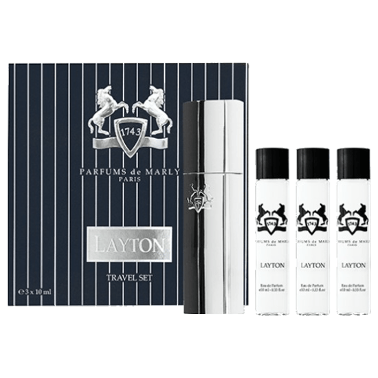 Parfums de Marly Layton EDP Travel Set 3 x 10ml