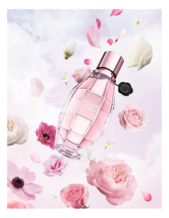 Viktor & Rolf Flowerbomb Bloom visual 1