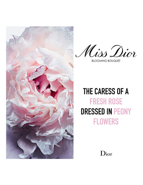 Dior Miss Dior Blooming Bouquet Visual