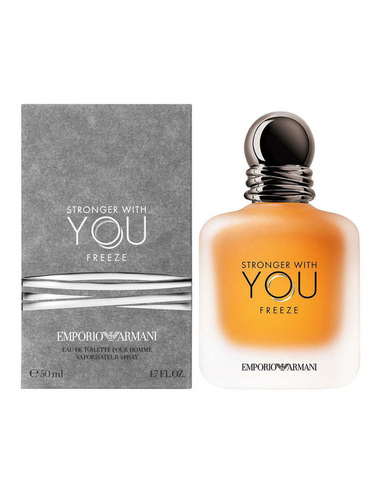 Emporio Armani Stronger With You Freeze EDT 100ml boxed