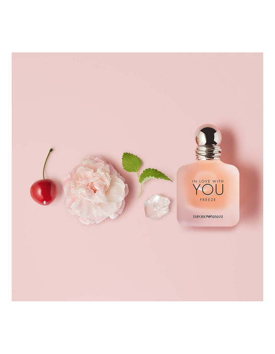 Emporio Armani In Love With You Freeze EDP visual