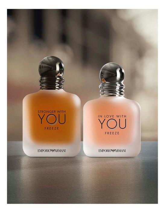 Emporio Armani In Love With You Freeze visual II