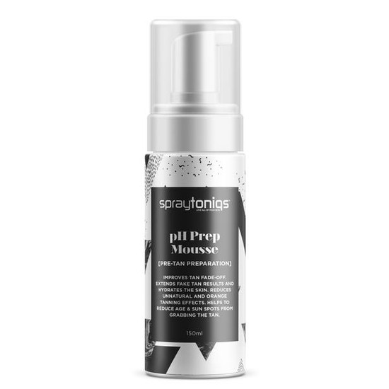 Spraytoniqs PH Prep Mousse 150ml