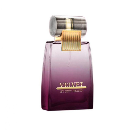 New Brand Perfumes Prestige Velvet For Women EDP 100ml