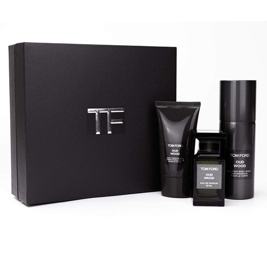 Tom Ford Oud Wood EDP 3 Piece Gift Set