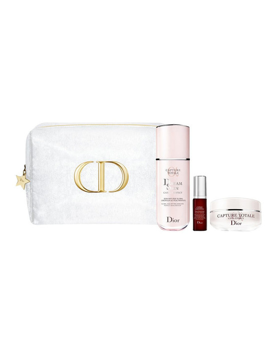 Dior Capture Totale Dreamskin Detoxifying Serum, Age-Defying Fluid & Firming And Wrinkle-Correcting Creme Set