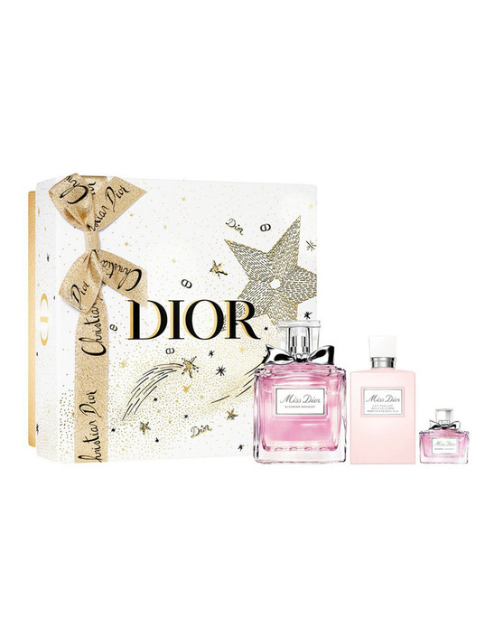 Dior Miss Dior Blooming Bouquet EDT 100ml 3 Piece Gift Set