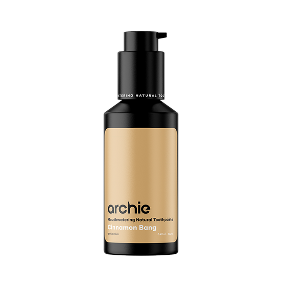 Archie Toothpaste Cinnamon Bang 100ml