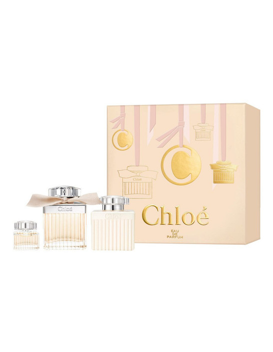 Chloe Signature EDP 75ml 3 Piece Gift Set