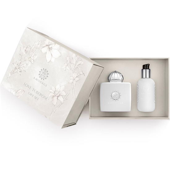 Amouage Love Tuberose EDP 100ml Gift Set