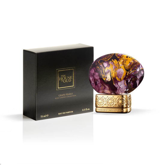The House of Oud Grape Pearls EDP 75ml boxed