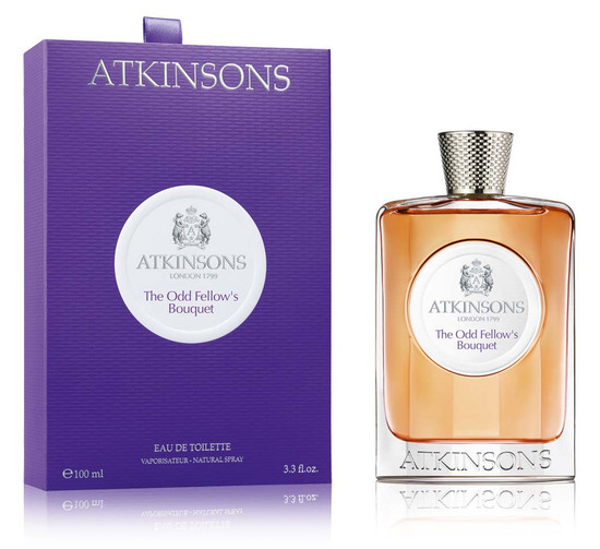 Atkinsons Odd Fellow Bouquet EDT 100ml boxed