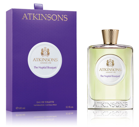ATKINSONS The Nuptical Bouquet EDT 100ml boxed