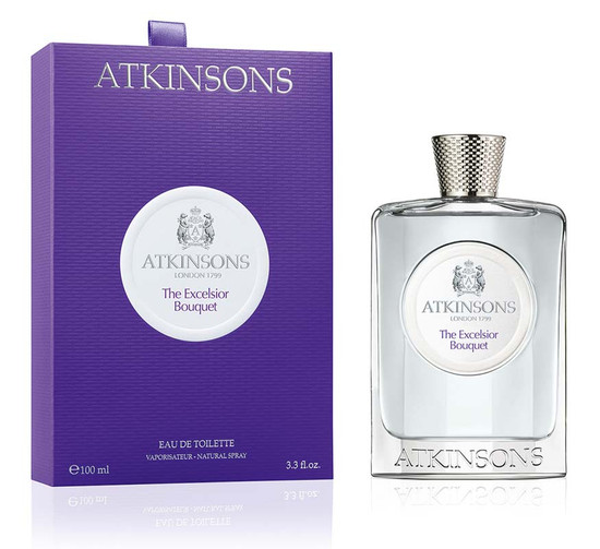 ATKINSONS The Excelsior Bouquet EDT 100ml boxed
