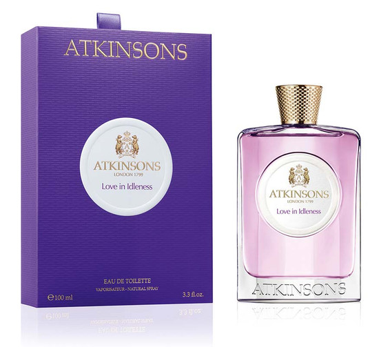 ATKINSONS Love in Idleness EDT 100ml boxed