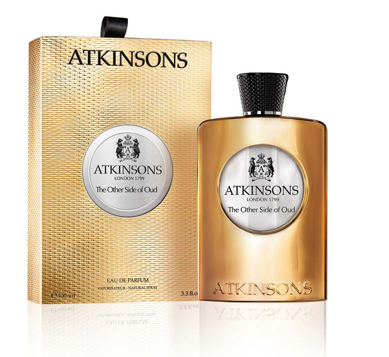 ATKINSONS The Other side of Oud EDP 100ml BOXED