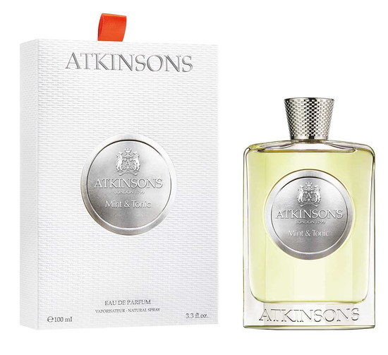ATKINSONS Mint and Tonic EDP 100ml BOXED