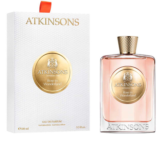 ATKINSONS Rose in Wonderland EDP 100ml boxed