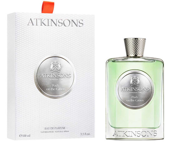 Atkinsons Posh on the Green EDP 100ml boxed