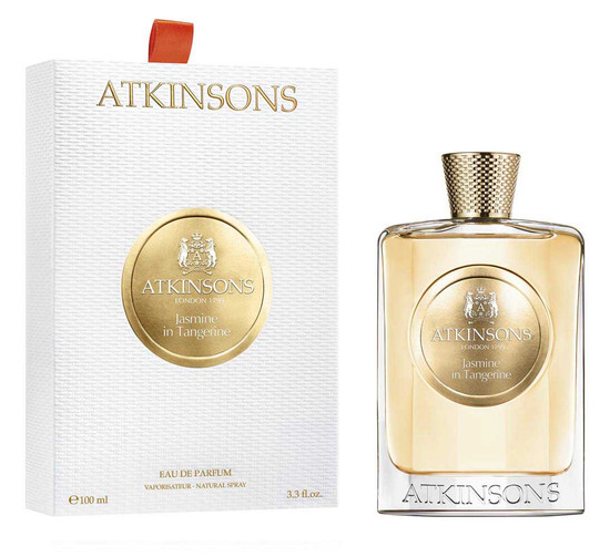 ATKINSONS Jasmine in Tangerine EDP 100ml BOXED