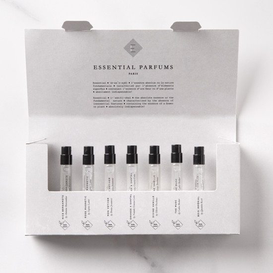 Essential Parfums Discovery Set 7x2ml