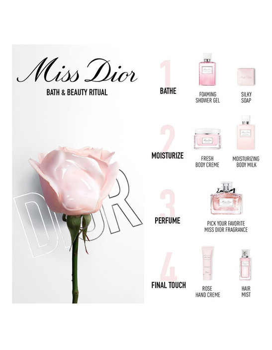 Dior Miss Dior Body products