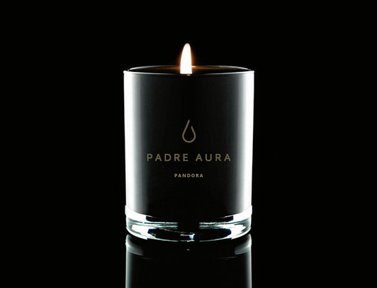 Padre Aura PANDORA Triple Scented Soy Candle