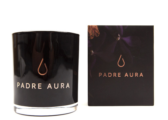 Padre Aura Profumo Di Paradiso Triple Scented Soy Candle 400g