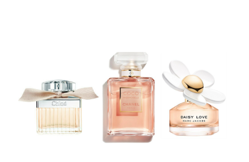 Best 3 perfumes for women