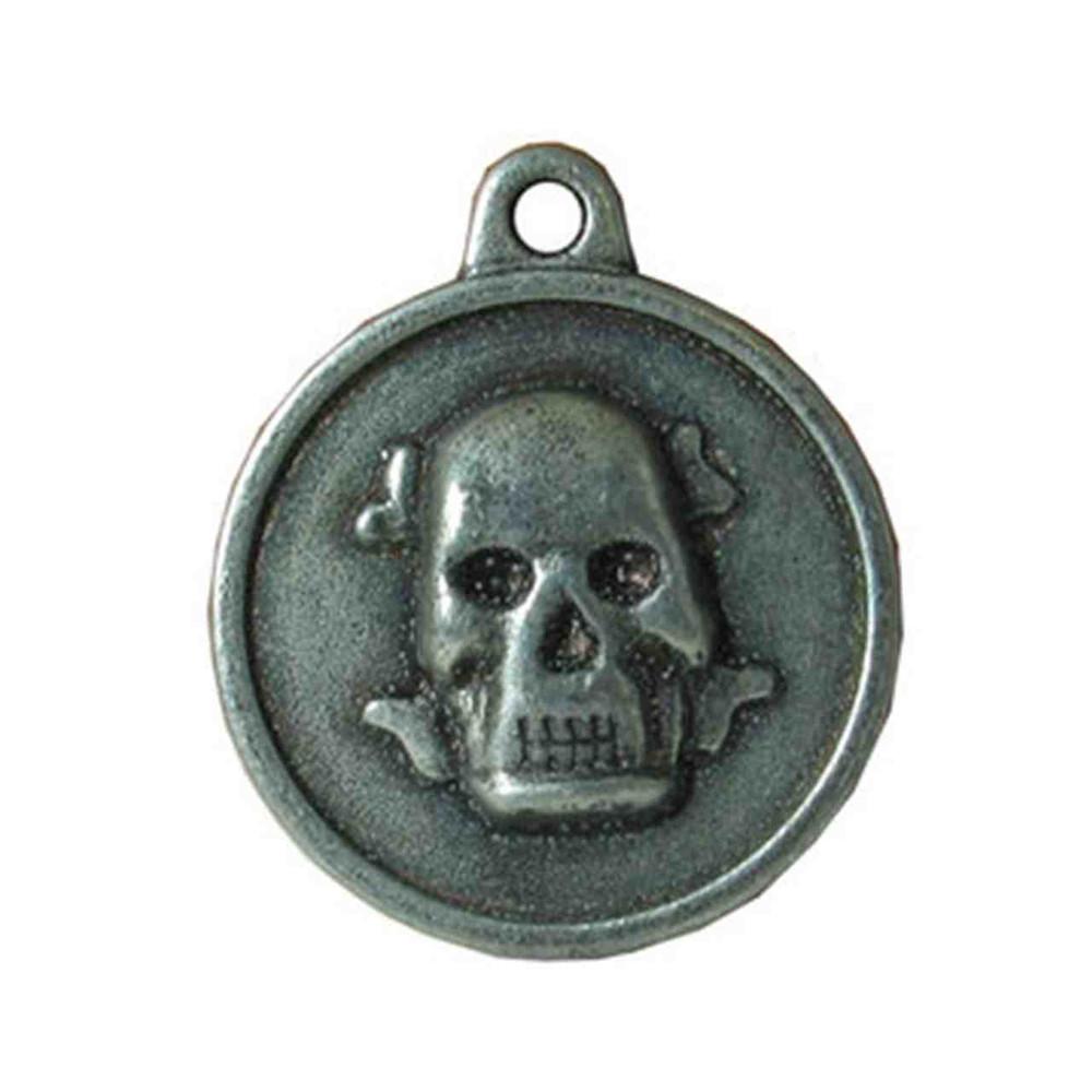 Skull ID Tag - Free Shipping