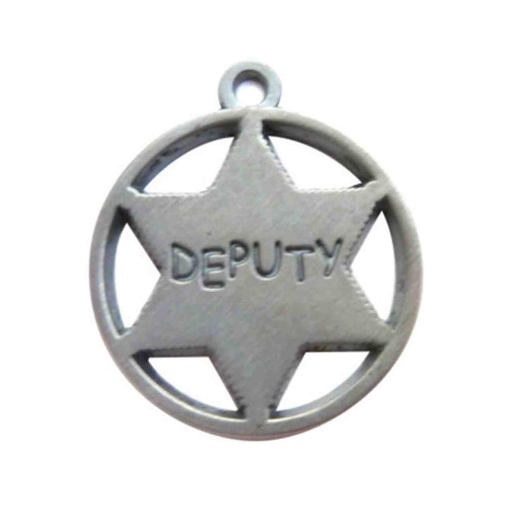 Deputy ID Tag - Free Shipping