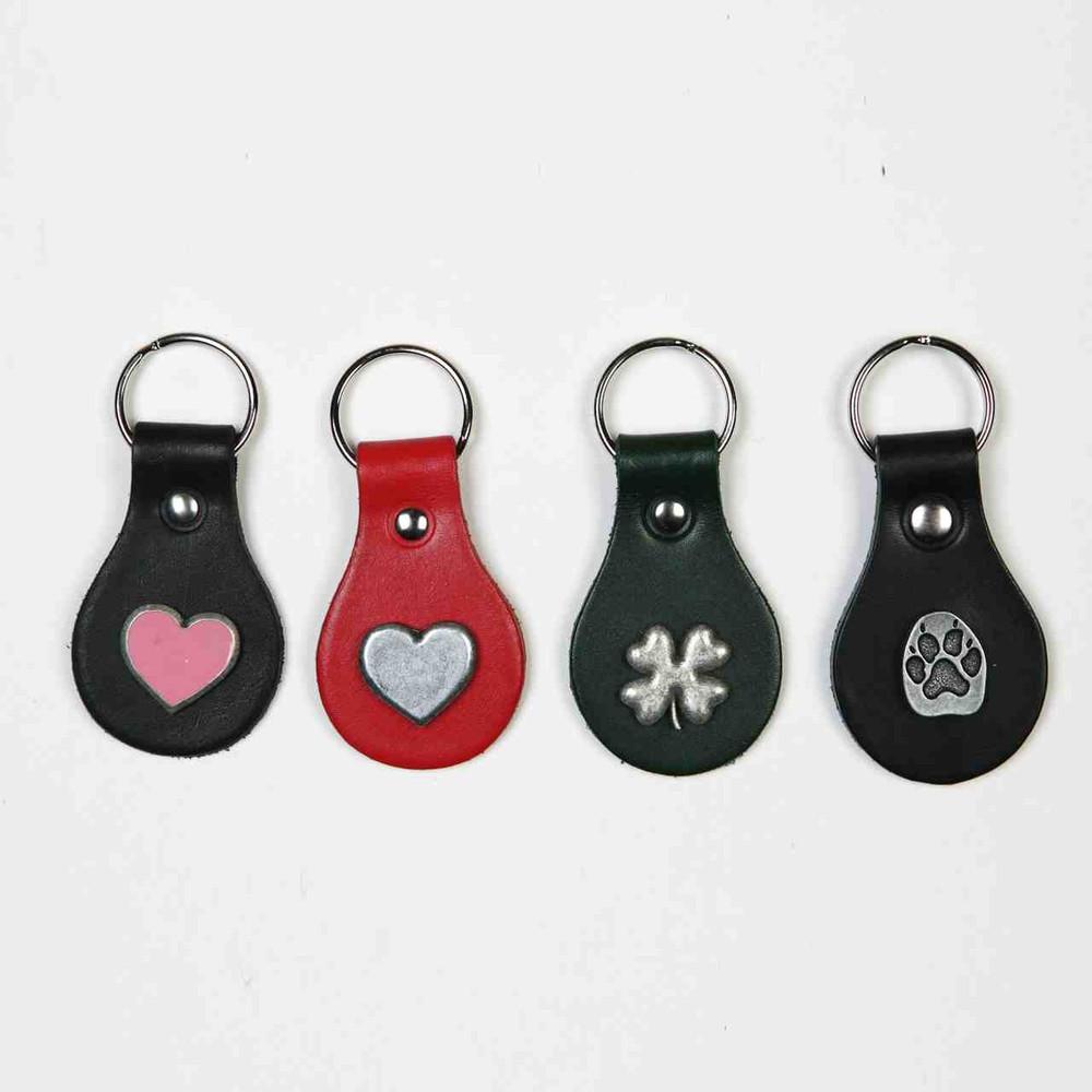 Custom Leather key chains