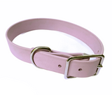 Lilac Vegan Leather Collar